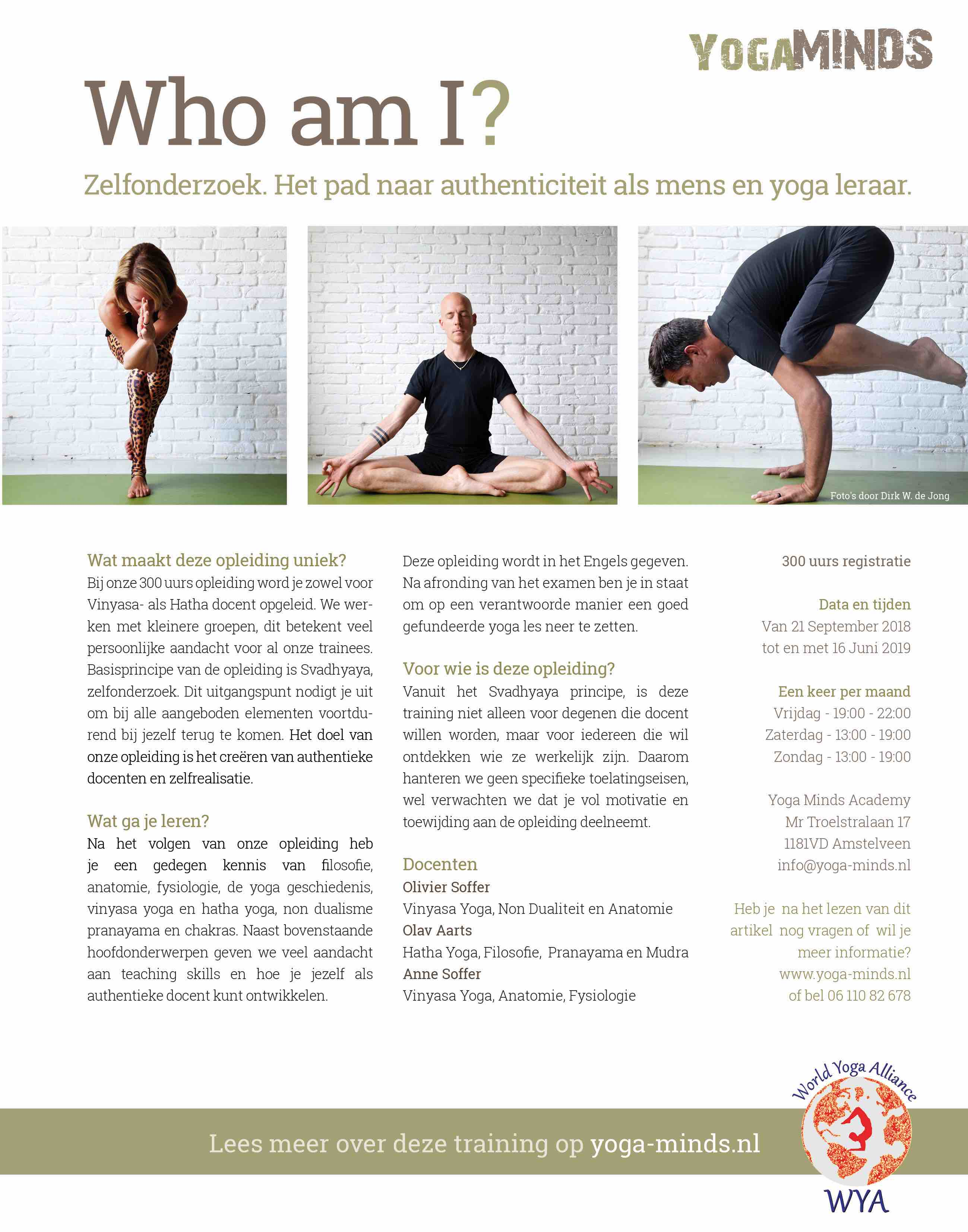 Yoga International Yoga Minds